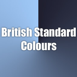British Standard BS 4800 Spray Paint