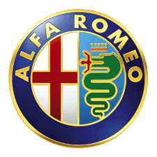 Alfa Romeo Car Spray Paint