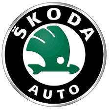 Skoda Car Spray Paint