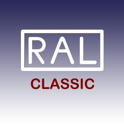 RAL Classic Paint