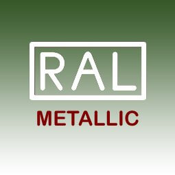 RAL Metallic Paint